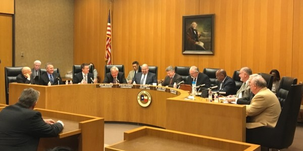 Harris County Commissioners vote to seek multi-billion dollar election Aug. 25