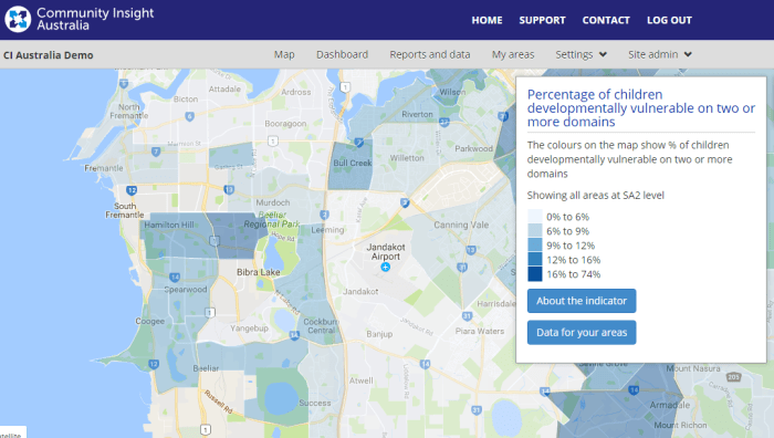 Dec update - southern perth region- AEDC developmentally vulnerable on two or more domains.png