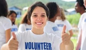 Teen Volunteer e