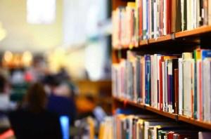 book shelf library