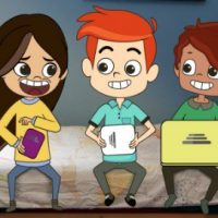 New resources for teaching 8-10yr olds about safety online