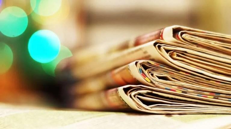 newspaper  e