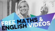 Free Maths and English resources!