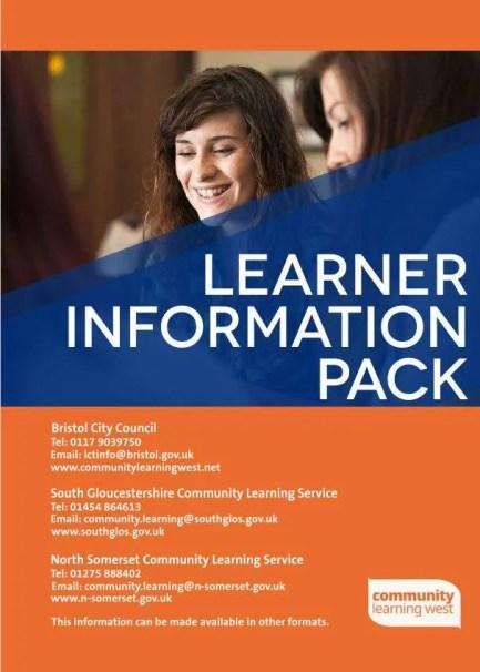 learner information pack