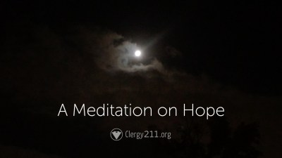 A Meditation on Hope