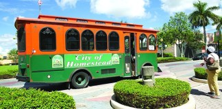Homestead to offer free trolley transportation to Biscayne NP