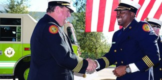 Miami-Dade Fire Rescue marks promotion of 51 firefighters