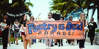 O, Miami Poetry Festival continues through April