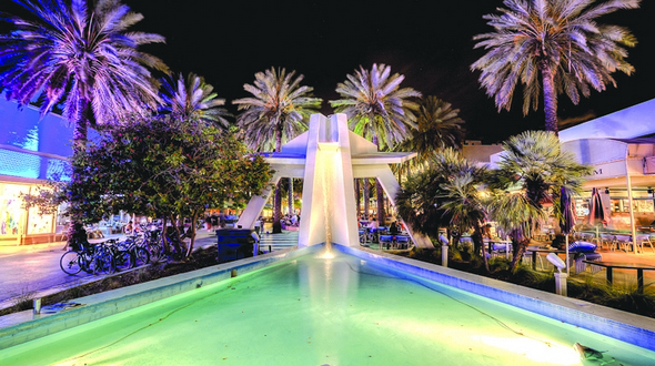Miami Modern and the Re-design of Lincoln Road