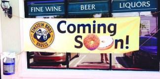 Einstein Bagels inks new lease at Kendallgate Shopping Center