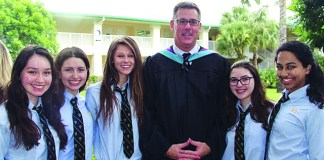 Palmer Trinity conducts installation ceremony for new head of school