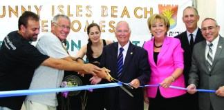 Sister city ties grow stronger with the Opening of One Netanya