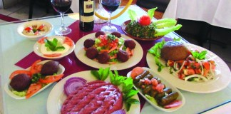 Khoury's Mediterranean and Lebanese Restaurant offers authentic flavorful food