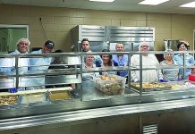 Biscayne Bay Kiwanis Club helps feed the homeless