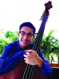 CRHS's Ethan Olaguibel to play in All- National Honors Ensemble