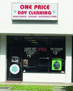 One Price Dry Cleaning expands to Coral Gables