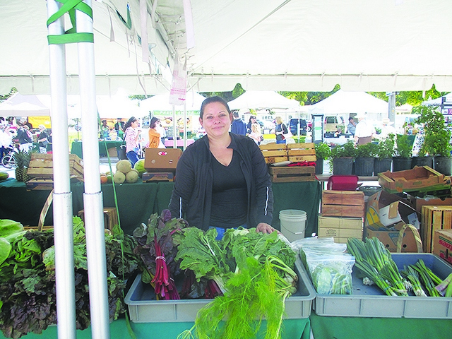 Farmer's Market offers variety of local produce and much more