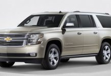 The 2016 Chevy Suburban is a big family's dreams