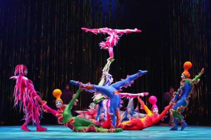 cirque do soleil