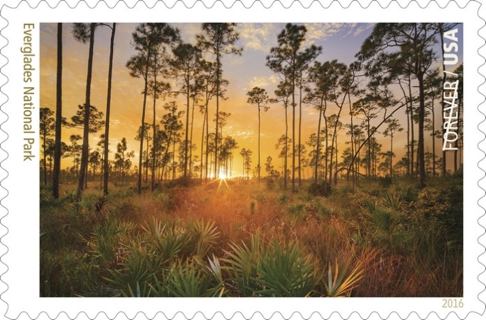 Local photographer creates image for Forever Stamp