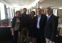 CEO of Rambam Health Care Campus Visits South Florida