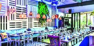 Check out Lique Restaurant & Lounge