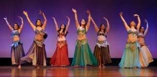 Belly Dance Show takes MDC audience on 'Arabian Voyage'