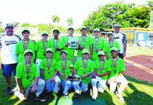 1A-2A All Catholic Conference Baseball Champions!