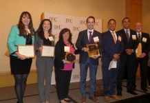DBC Breakfast honors Sergio's with 2016 Small Business Award