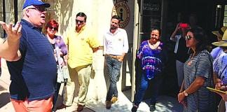 Gables walking tour shows what Trowbridge knows