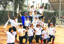 HPBSA A2 Division Champions Indians