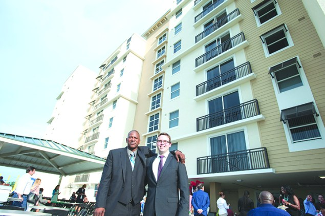 Grand opening of Island Living celebrated in Overtown area