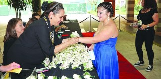 Nicklaus Children's Hospital teen patients experience Prom Night