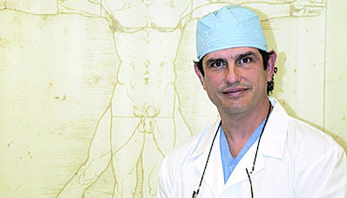 Using stem cells to heal the spine
