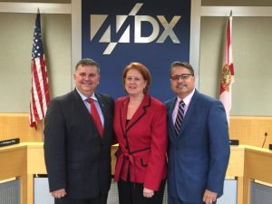 MDX Executive Officers