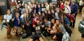 WCS choirs debut on Broadway in Benefit Concert for Autism