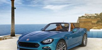 2017 Fiat 124 Spider: Little two-seater is a lot of fun to drive