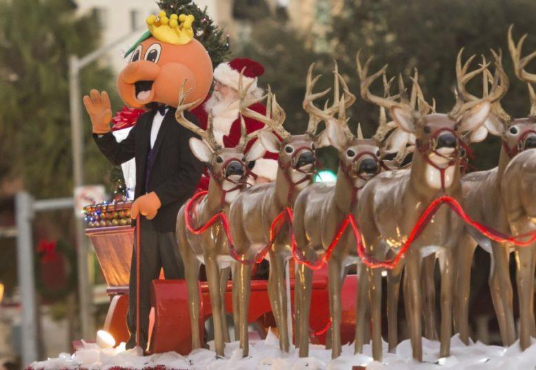 Jr. Orange Bowl to celebrate 'Holiday on the Mile' parade