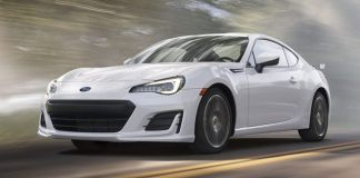 Subaru BRZ gets more power, changes for 2017