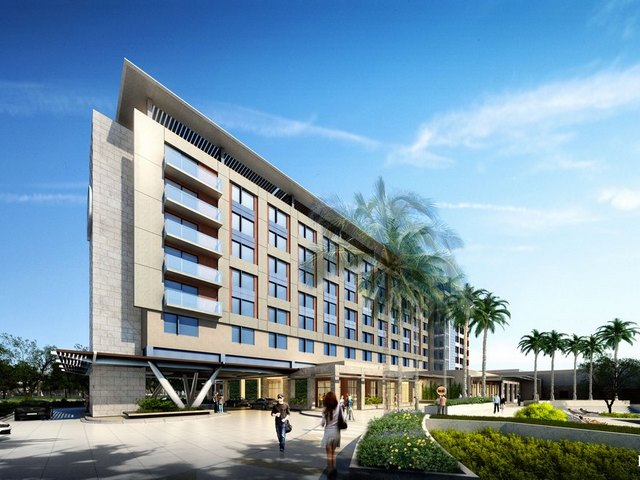 Baptist Health breaks ground for new Hilton Miami/Dadeland hotel