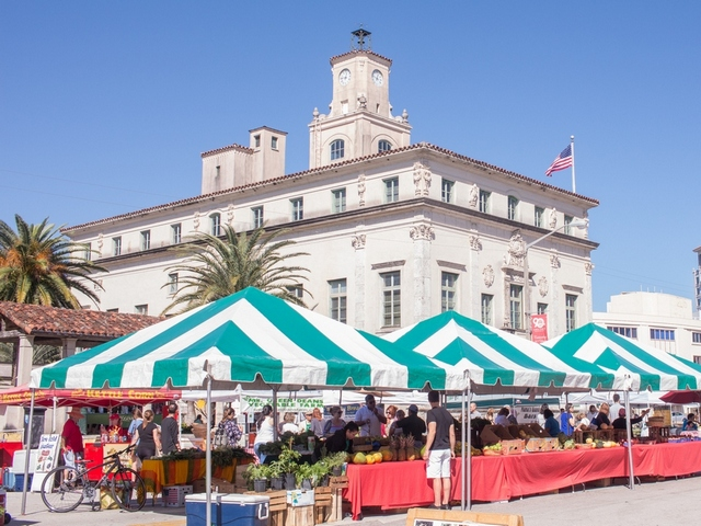 Farmers Market returns Saturdays until Mar. 25