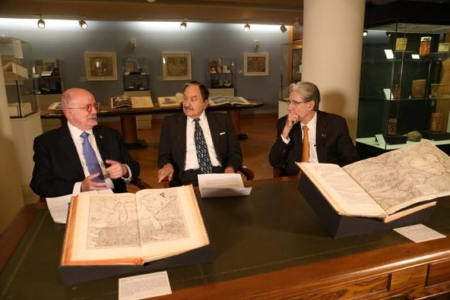 Kislak Collection of books, manuscripts, artifacts goes to UM, Miami Dade College