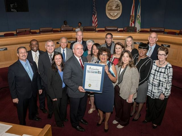 Miami-Dade County commits to becoming an Age-Friendly place