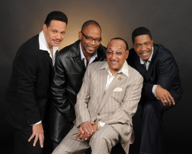 The Four Tops: It's the 'Same Old Song' but with a whole new date