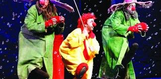 It'll be snowing in Miami this summer at the Arsht Center
