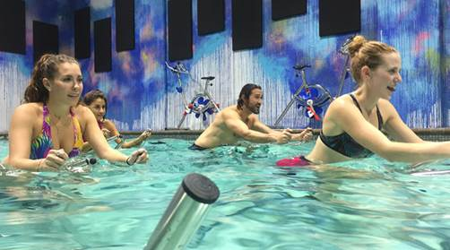 Water Biking Studio