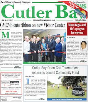 Cutler Bay Florida Newspaper