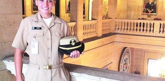 Local student proud to attend U.S. Merchant Marine Academy
