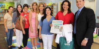 Día de las Profesiones en Silver Bluff Elementary
