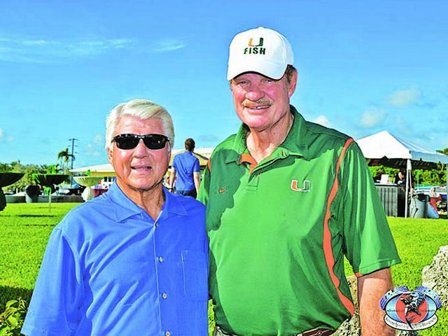 Ted Hendricks to serve as celebrity host for UMSHoF Fishing Tourney